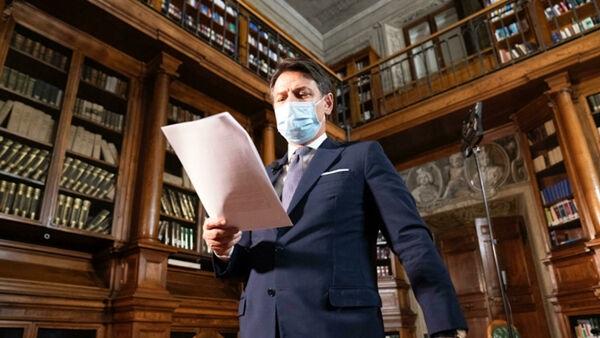 Coronavirus, Decreto del Presidente del Consiglio dei Ministri 24 ottobre 2020