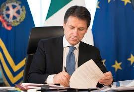 Coronavirus, il Presidente Conte firma il Dpcm del 3 novembre 2020